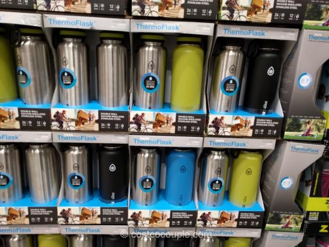 Costco Takeya Thermoflask 40oz Water Bottle 39 99