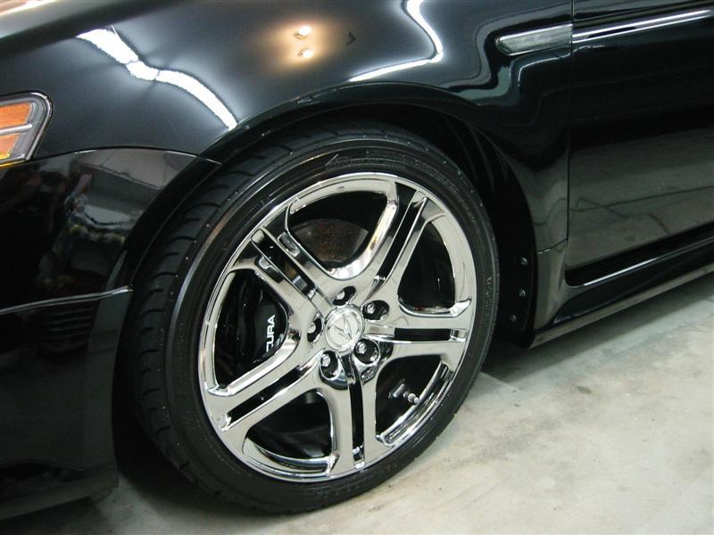 Want To Buy Acura TL Or TSX Rims A Spec Type S RedFlagDeals - Acura tl wheel specs