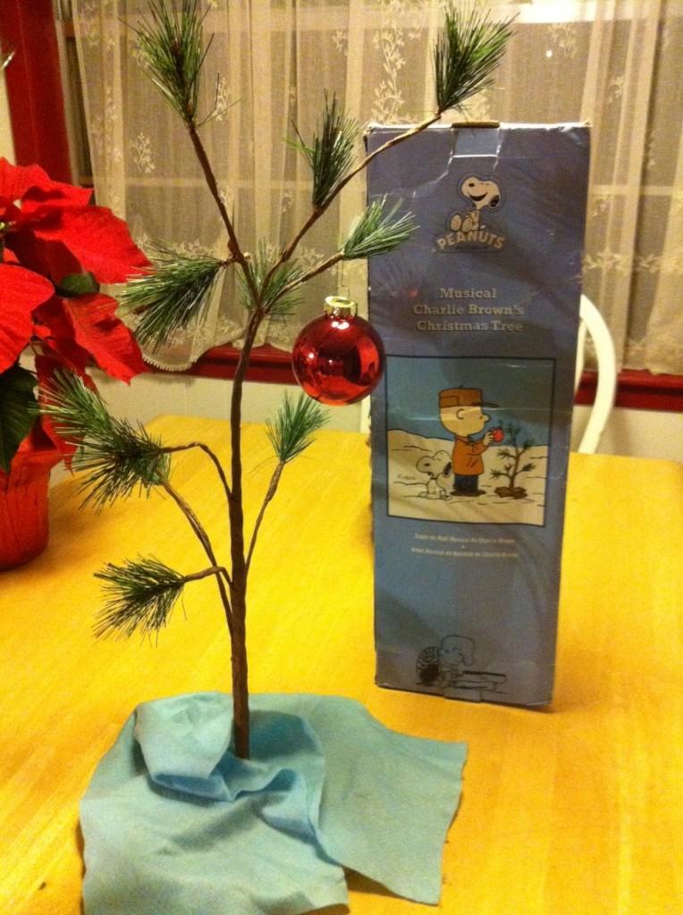 image - Charlie Brown Christmas Tree For Sale