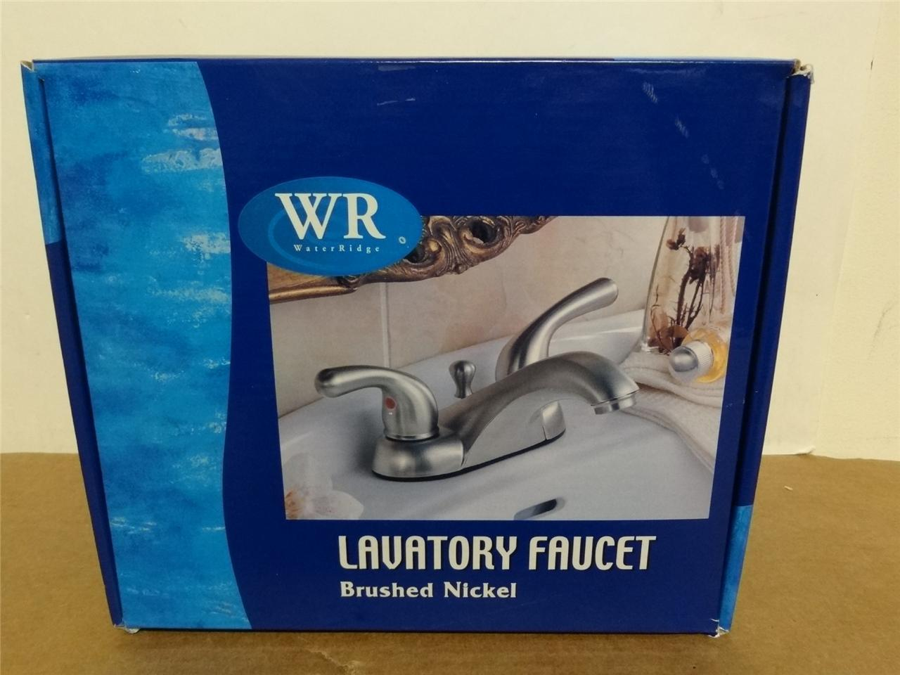Costco Water Ridge Lavatory Faucet - 8.500 Faucet Lowes