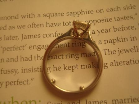 Wedding Rings Ring Too Big Loose Beautiful Get A Stuck Off Of Your Finger No Cutting Bellatory