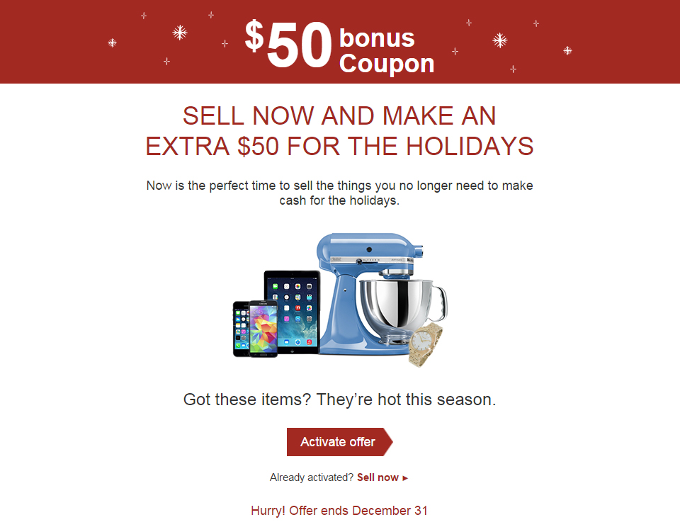 Ebay Ca Invite Only New Seller Sell And Get 50 Coupon Redflagdeals Com Forums