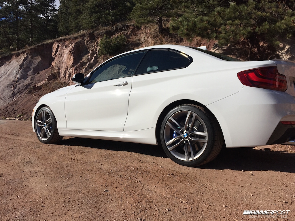 bmw 461m 18inch staggered w winter tires for sale. Black Bedroom Furniture Sets. Home Design Ideas