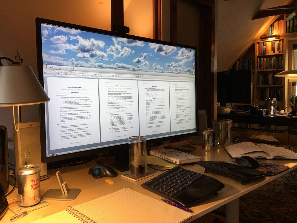 Philips 43 4k monitor