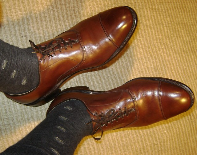 Allen edmonds factory second