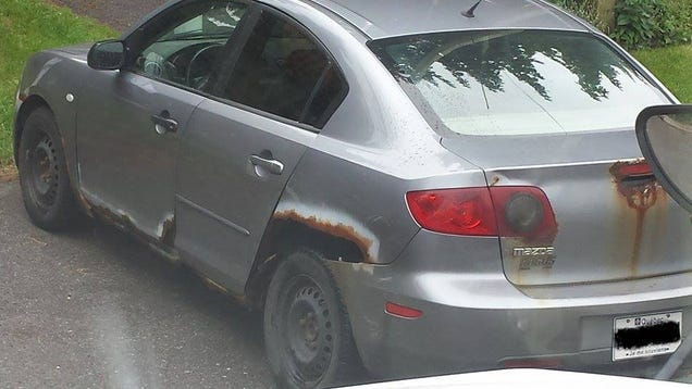 2010 mazda 3 rust what to do? - redflagdeals forums