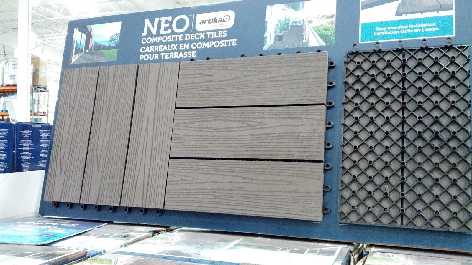 Costco floor tiles canada tile designs neo composite deck tiles costco tile designs dailygadgetfo Image collections