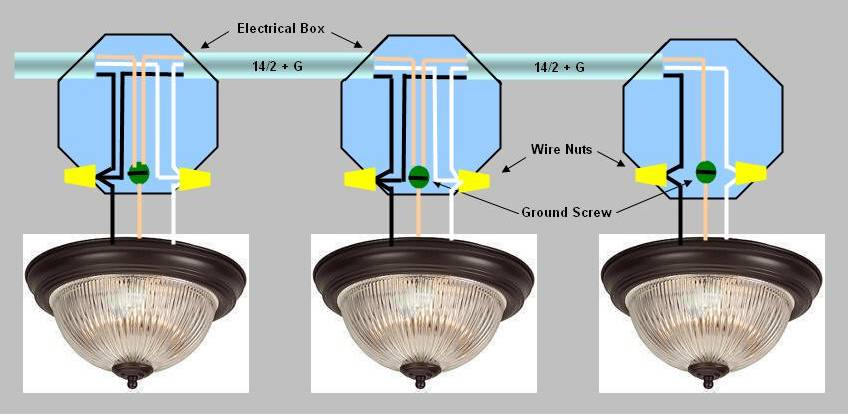 connecting two light fixtures to one switch lighting designs rh burkevector com wiring multiple fluorescent lights together wiring multiple fluorescent light fixtures