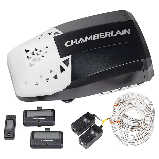 [Rona] Chamberlain PD222 1/2 HP Chain Drive Garage Door