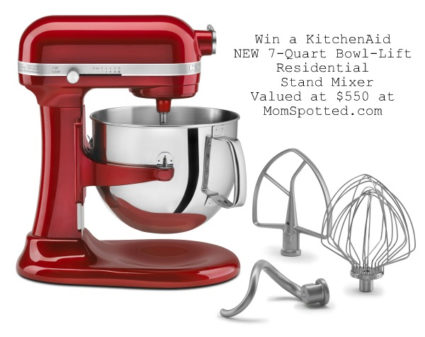 Kitchenaid 7qt Professional Mixer