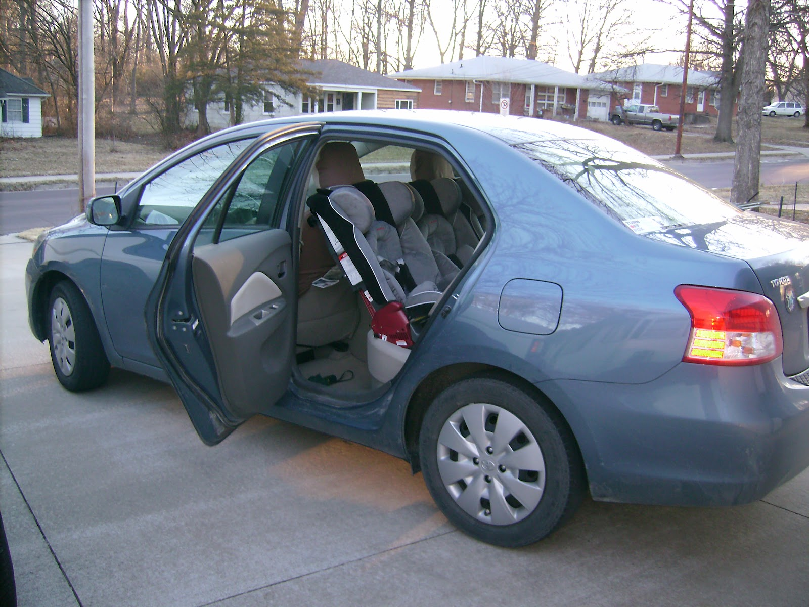 Most Compact Rear Facing Car Seat