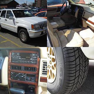 FS: 1994 Jeep Grand Cherokee Limited U003cNEW PRICEu003e [Kitchener/Waterloo]