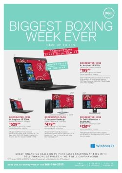 See the NCIX Boxing Week Flyers Now!