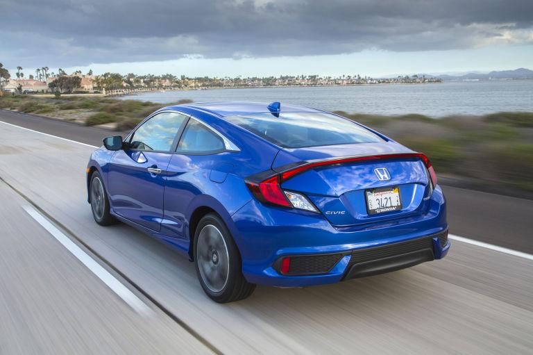 Great 2016 Honda Civic Coupe, Has Honda Finally Made It Fun Again?