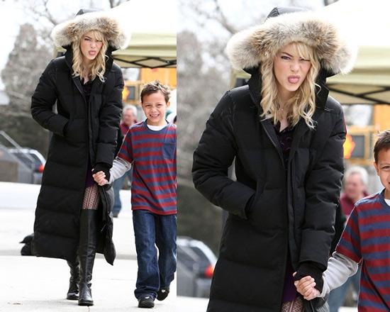 Women S Long Winter Jacket Nobis She Ra Or Canada Goose Mystique