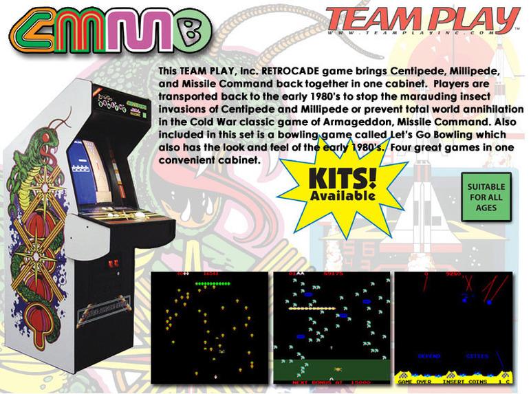 Arcade 1Up - Replica Arcade Machines (Preorder - $399) - Page 6
