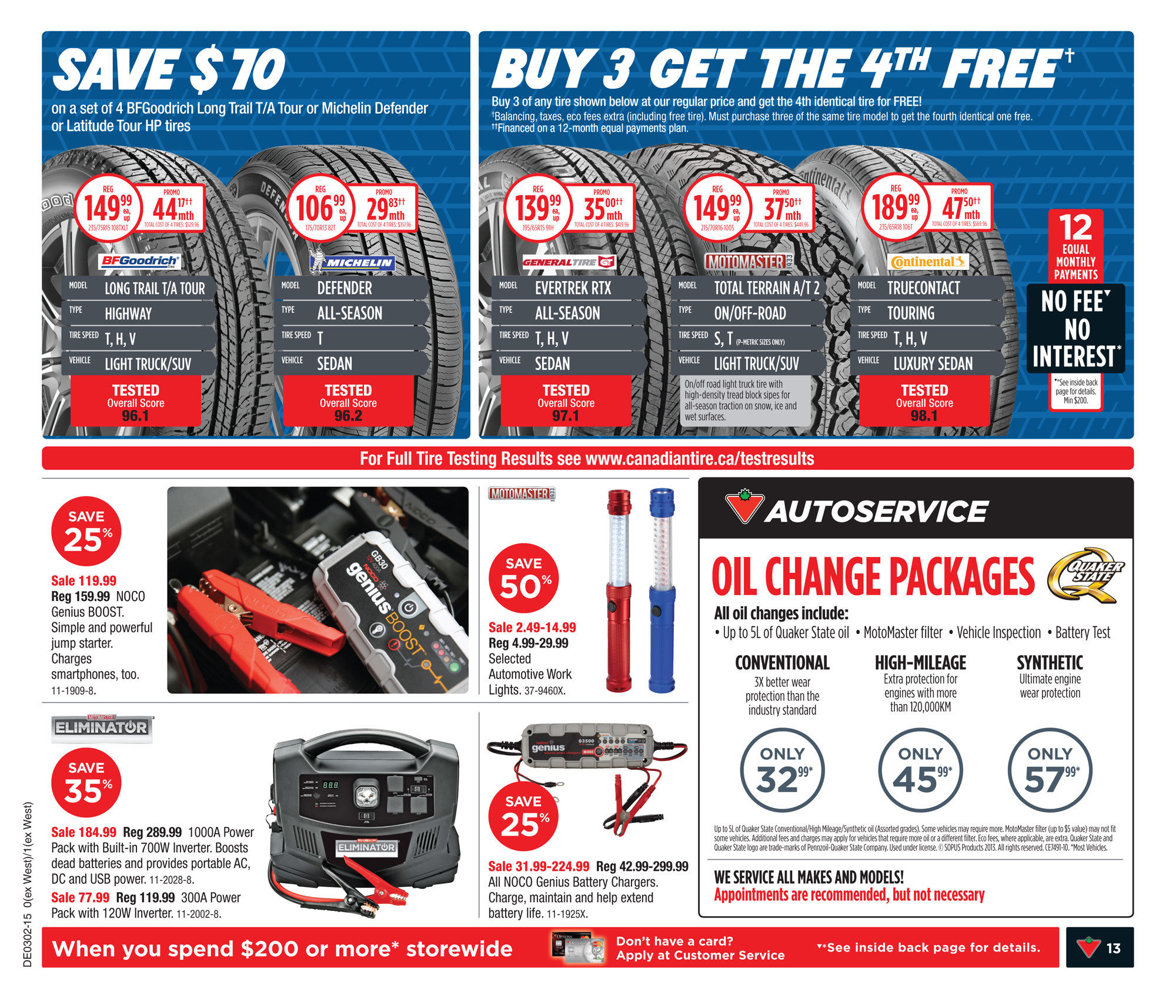 Canadian Tire Weekly Flyer