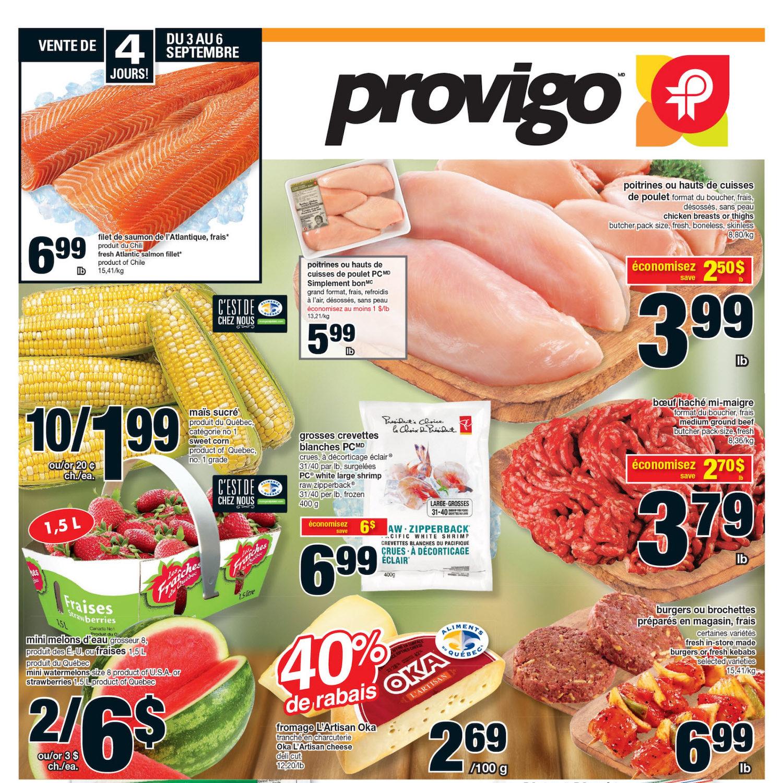 provigo deals