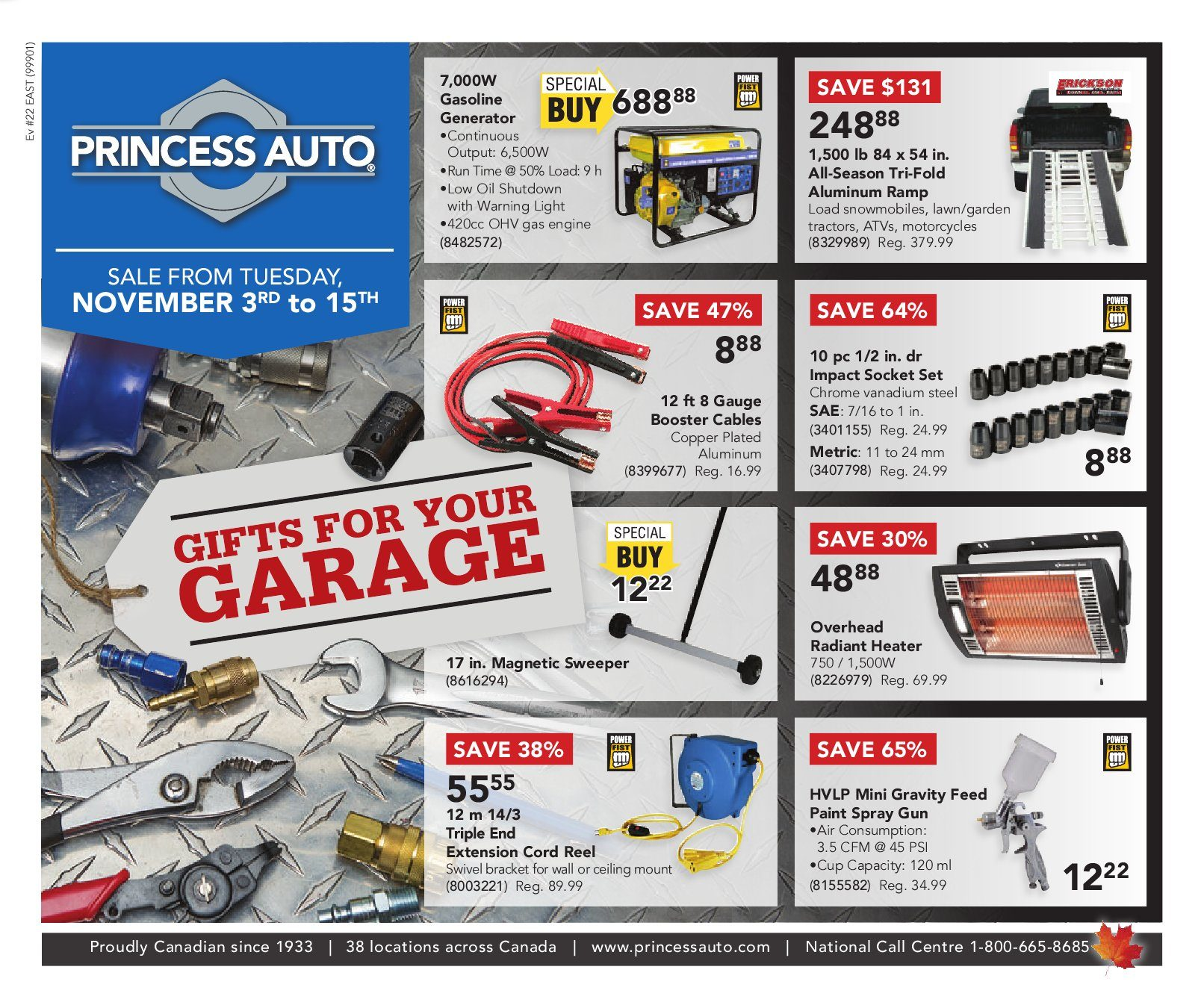 Gifts For Your Garage (EN)
