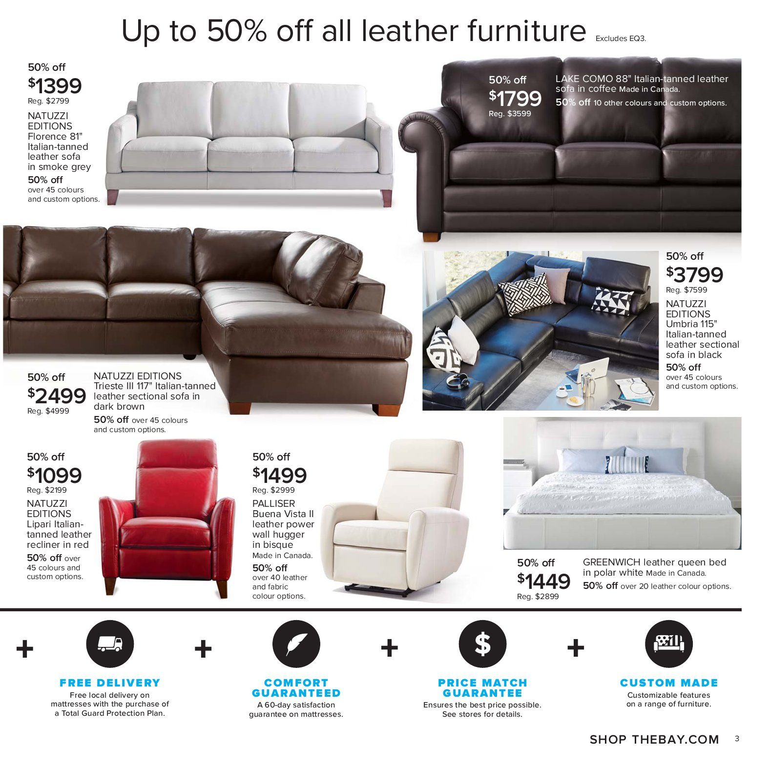 100 [ Natuzzi Furniture Reviews ]
