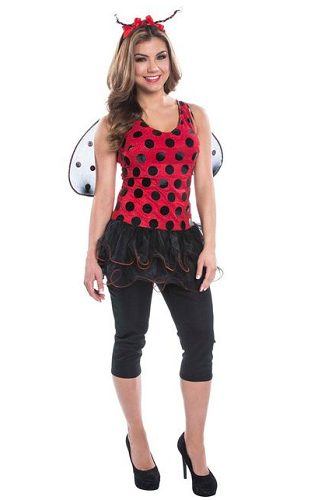 Dress up as everyone's favourite insect this Halloween by making a super cute ladybug costume. Save yourself a trip to the costume store, and instead look ...