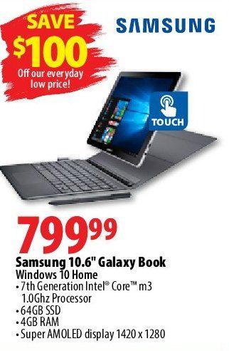 Samsung galaxy book 10.6 wlan