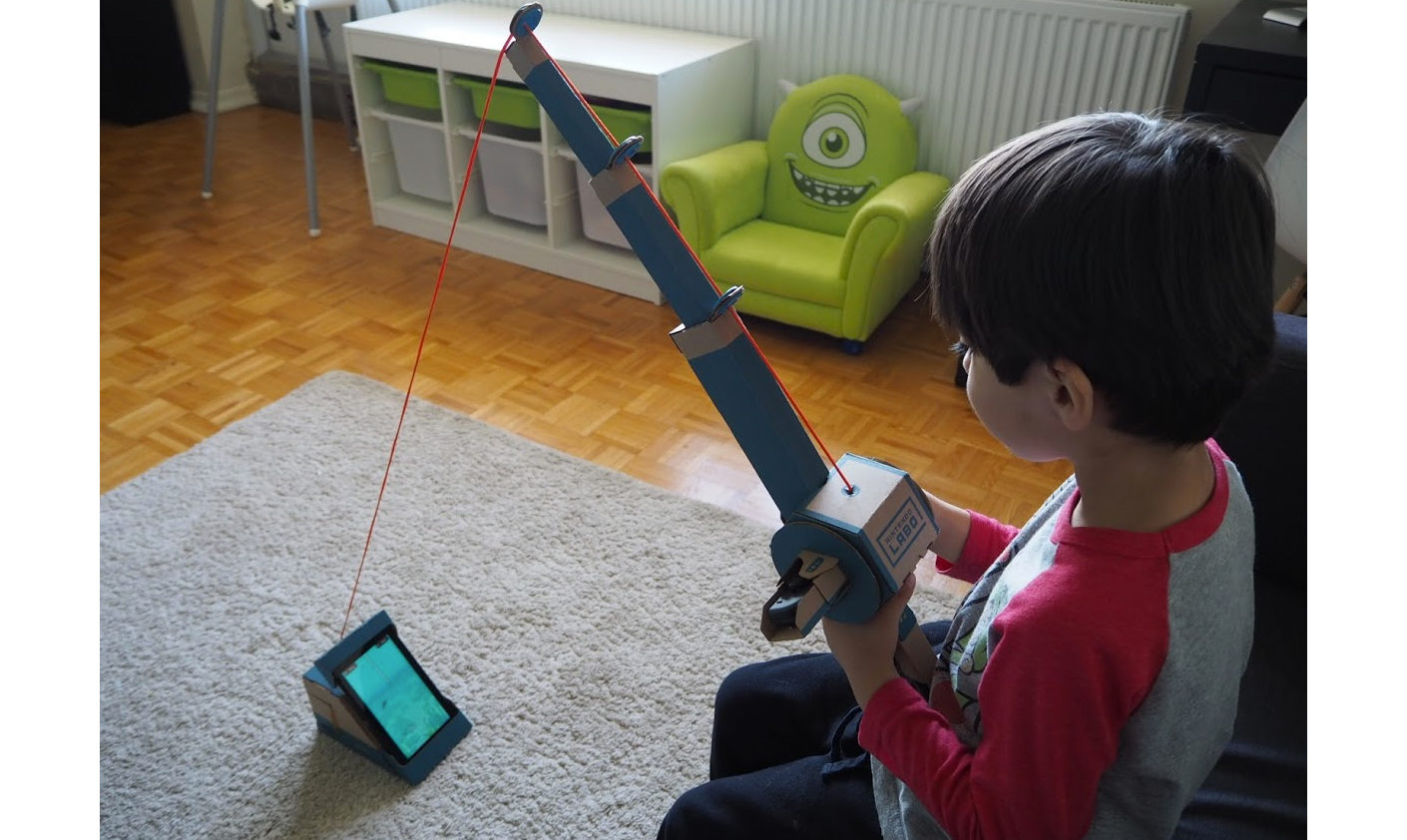 Nintendo Labo Variety Kit Review: An Imaginative Fun Experience For