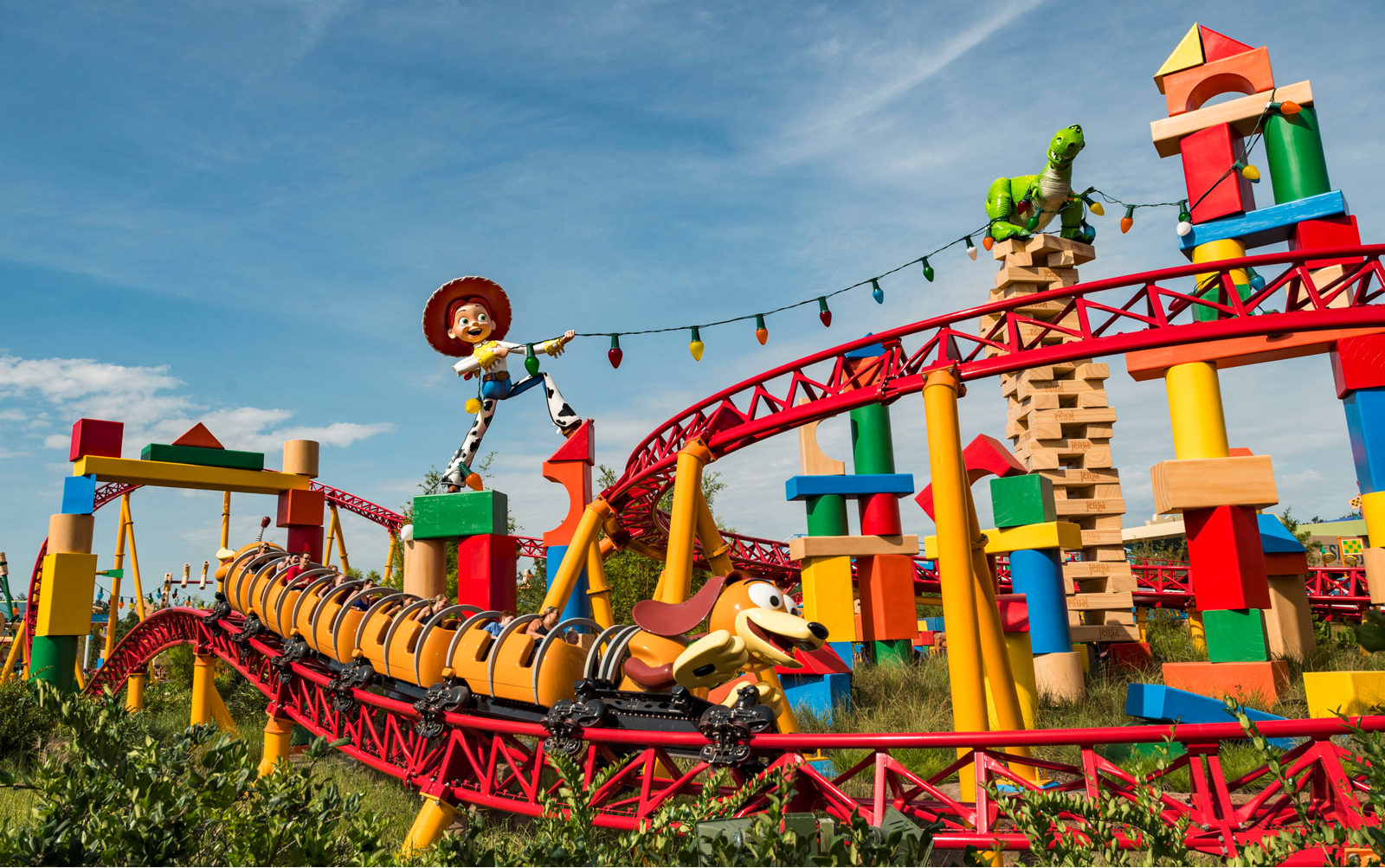 Toy Story Land Is Now Open At Walt Disney World - RedFlagDeals.com