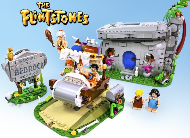 A New LEGO Flintstones Set is Coming in 2019 - RedFlagDeals com