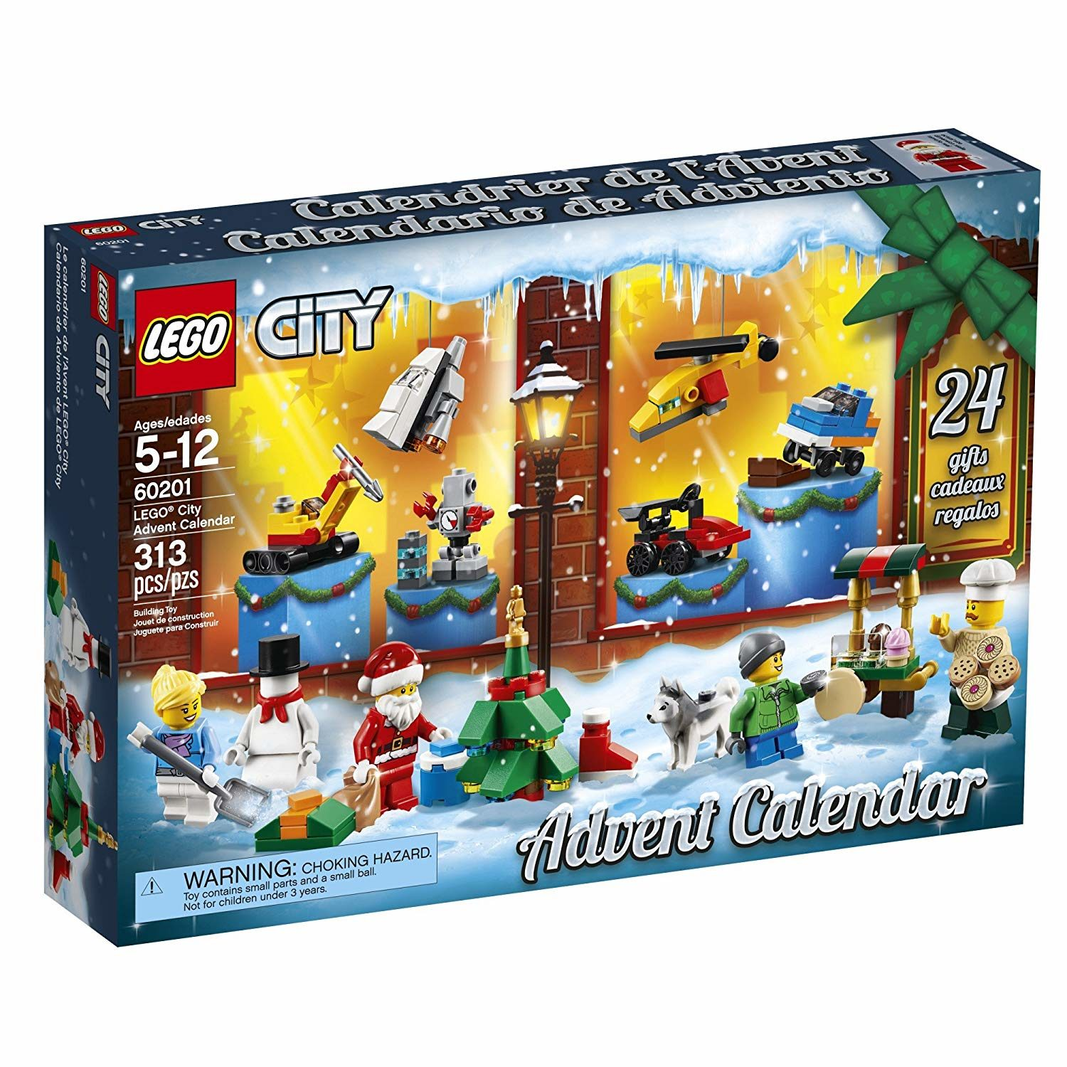 Lego Holiday Gift Guide 2018 Ps4 Tekken 7 Region 3 Bonus Toys Advent Calendars 3999 4999 Shop Amazon