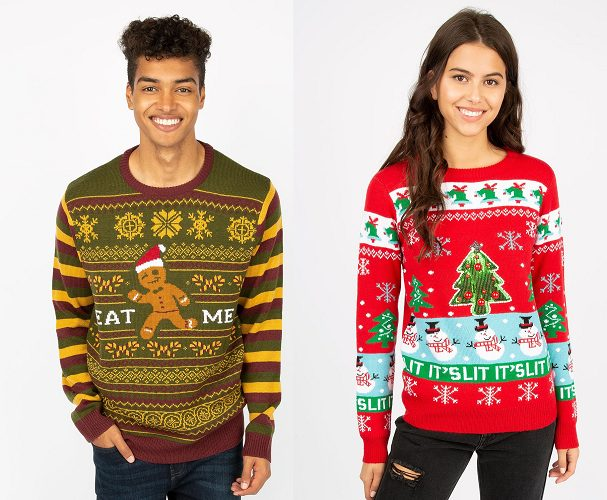 10 Places To Shop For Ugly Christmas Sweaters This Holiday Season