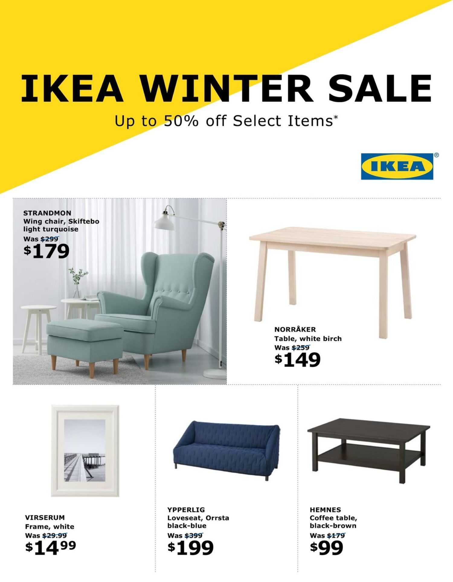 Winter Sale Ikea December 26 2018 Yp Shopwise