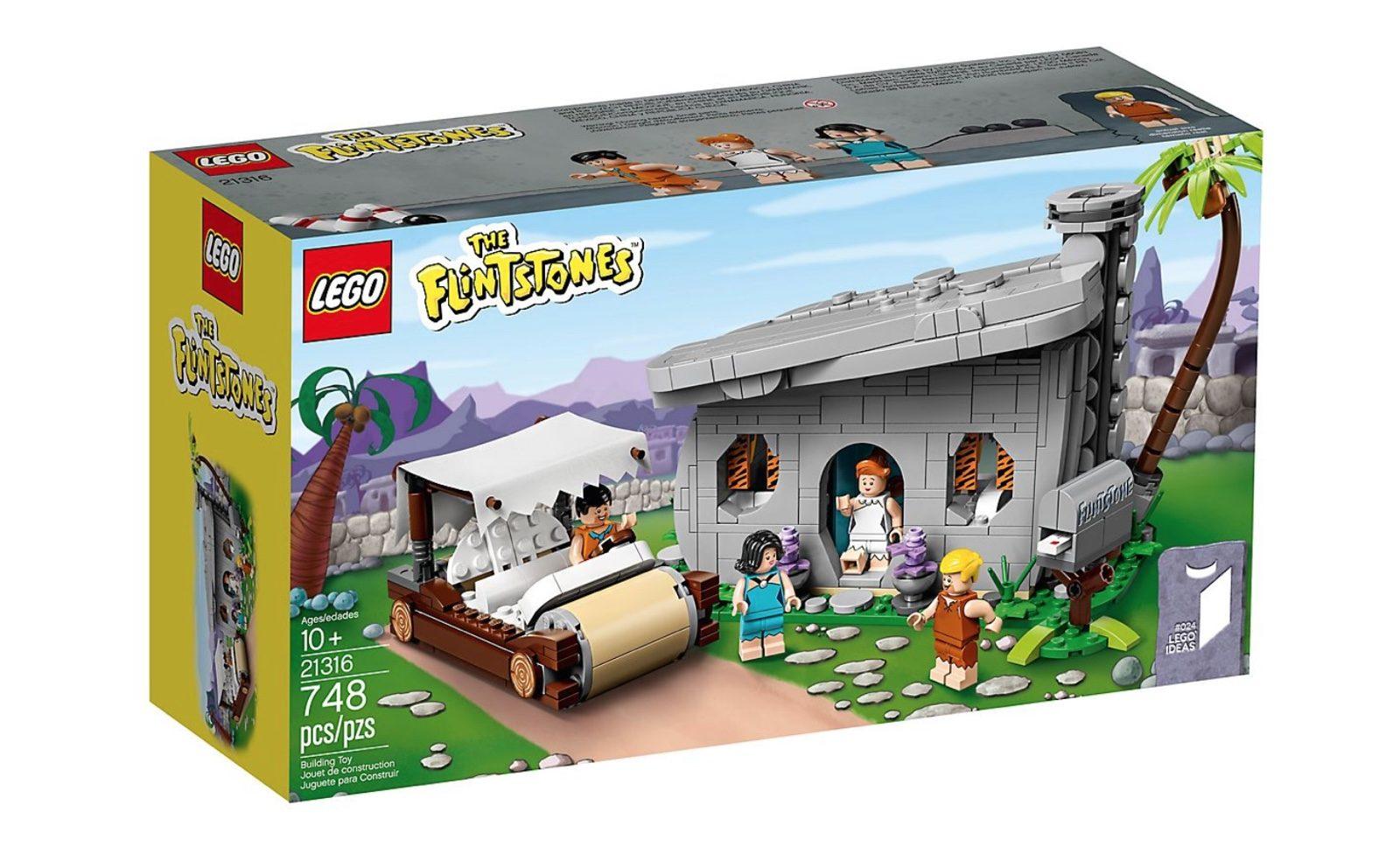 Yabba Dabba Doo! The LEGO Flintstones Set Releases February 20th