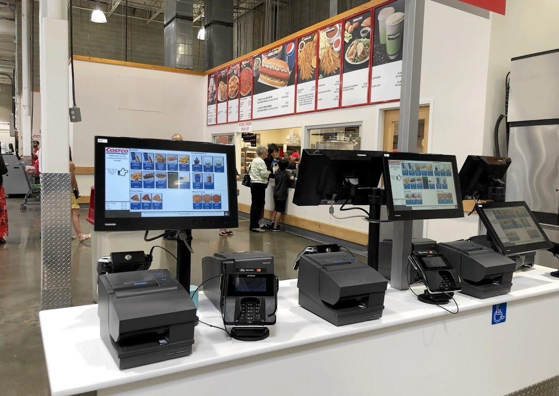 Costco's Food Court Now Has Self-Serve Ordering Kiosks