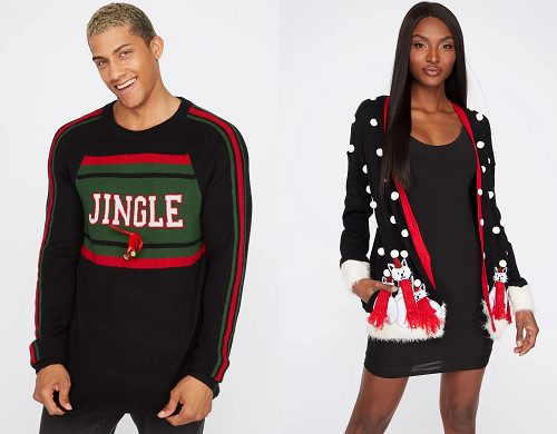 10 Places to Shop for Ugly Christmas Sweaters This Holiday
