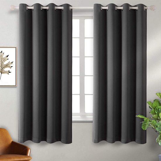 1. Editor's Pick: BGment Blackout Curtains