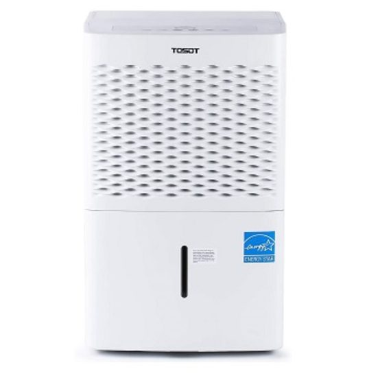 5. Best for Large Spaces: Tosot 4,500 sq. ft.  Dehumidifier
