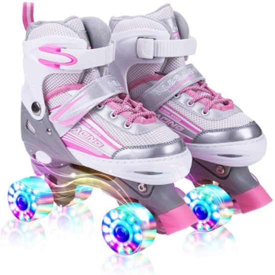 3. Best For Kids: Kuxuan Saya Roller Skates