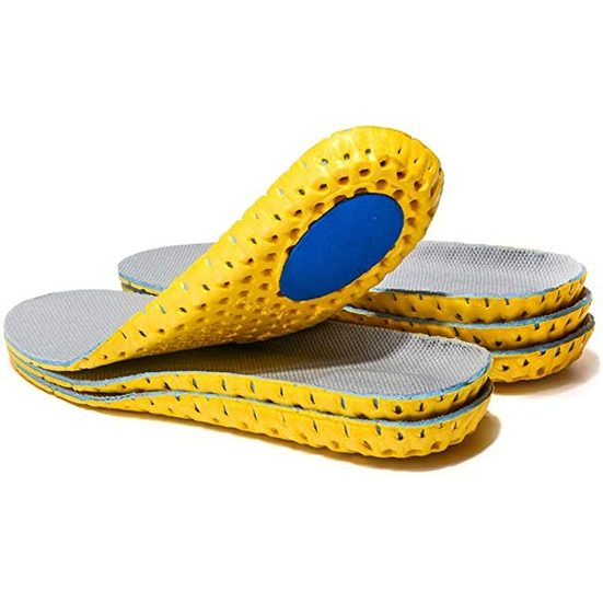 2. Best Breathable: Xxin Breathable Honeycomb Insole