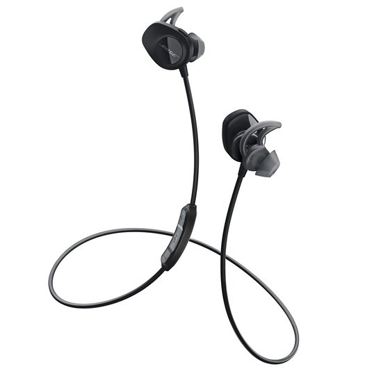 2. Best for Running: Bose SoundSport Wireless Headphones