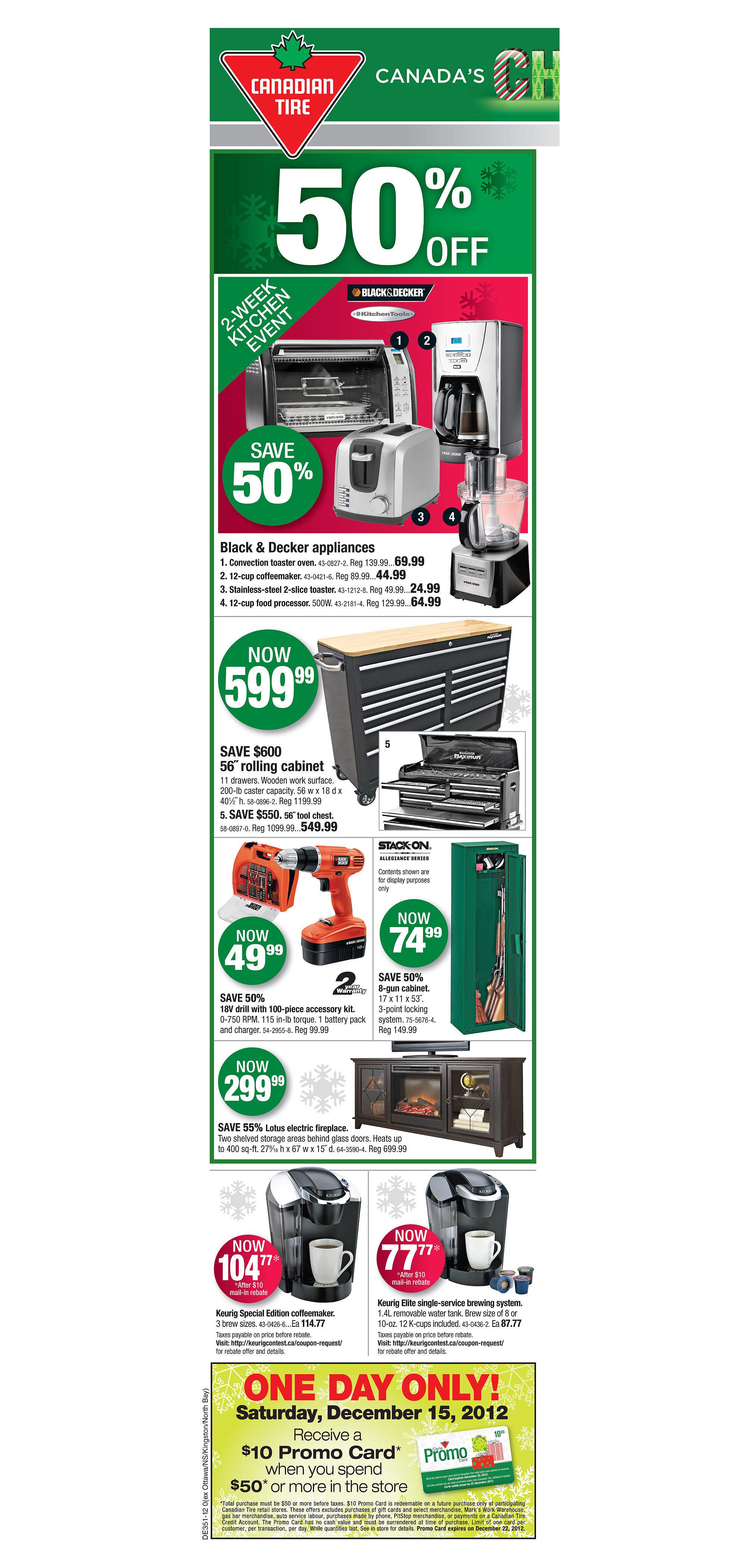 Canadian Tire Weekly Flyer Weekly Flyer Dec 13 20