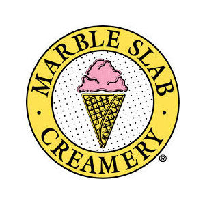 Marble Slab: Unlimited Mix-Ins With All Cones!