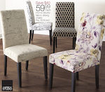 Home Outfitters Home Studio Fabric Dining Chairs