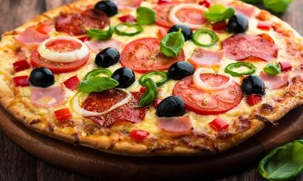 $12 for $20 Toward Take-Out Pizza
