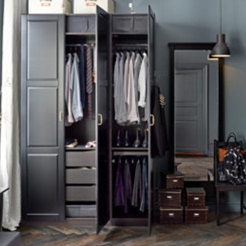 c 39 est la promo armoire penderies chez ikea. Black Bedroom Furniture Sets. Home Design Ideas