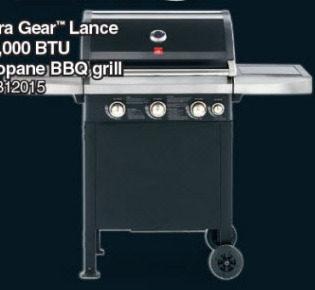 Tera Gear Lance 48000 Btu Propane Bbq Grill
