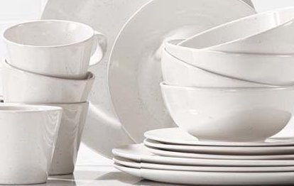 Distinctly Home Nordic 16-piece Dinnerware Set & Distinctly Home Nordic 16-piece Dinnerware Set | YP.ca