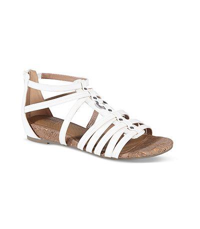 Glaney Strappy Gladiator Sandals