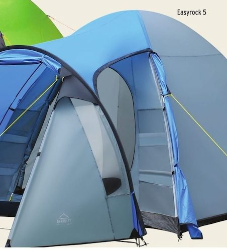 McKinley Easy Rock 5 Person Tent & McKinley Easy Rock 5 Person Tent | YP.ca