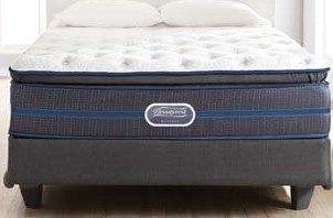 best by simmons beautyrest recharge rideau hiloft pillow top queen mattress set